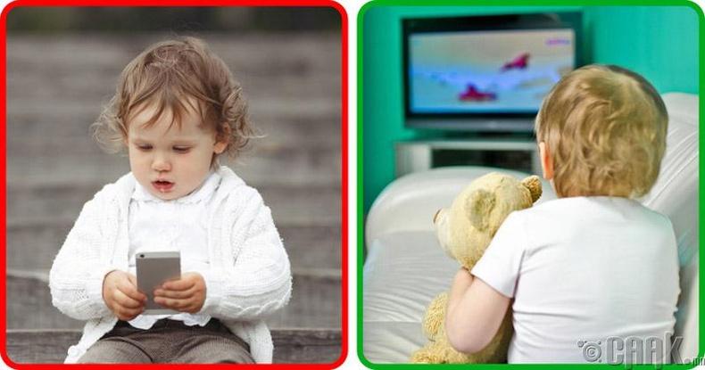 Хүүхдийн холын хараа муудах нь орчин үеийн техник хэрэгсэлтэй холбоотой юу?