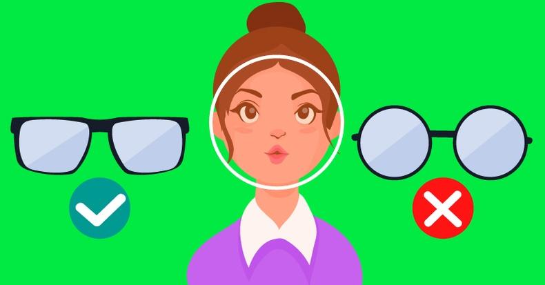 Нүүрнийхээ хэлбэрт тохирсон нүдний шилийг хэрхэн сонгох вэ?