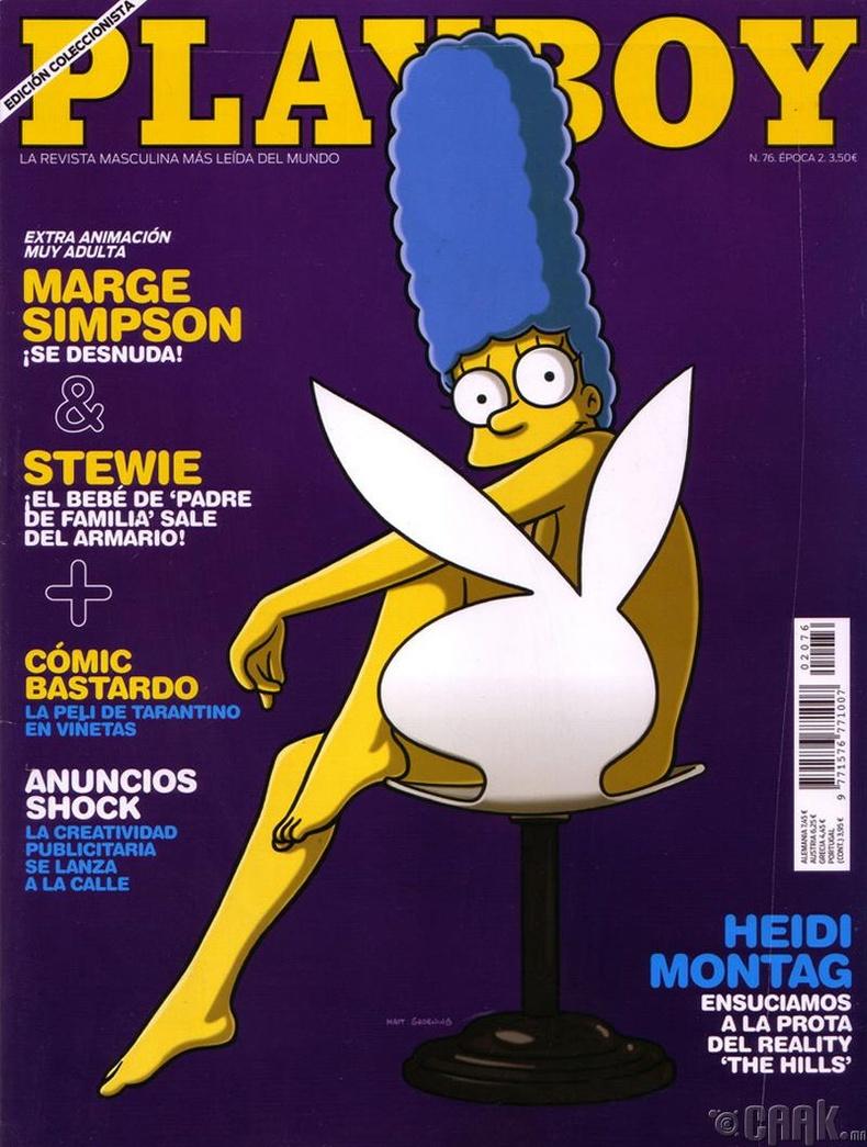 """""""Playboy"""" сэтгүүл, 2009 оны арваннэгдүгээр сарын дугаар"""