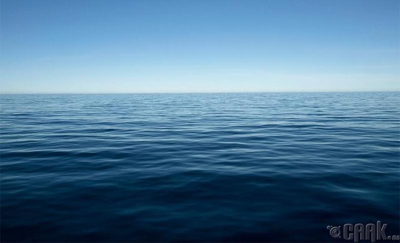 Бид бодохдоо: Монгол оронд далайн нөлөө байхгүй