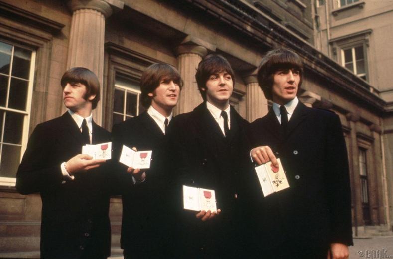 Битлз хамтлаг, 1965 он
