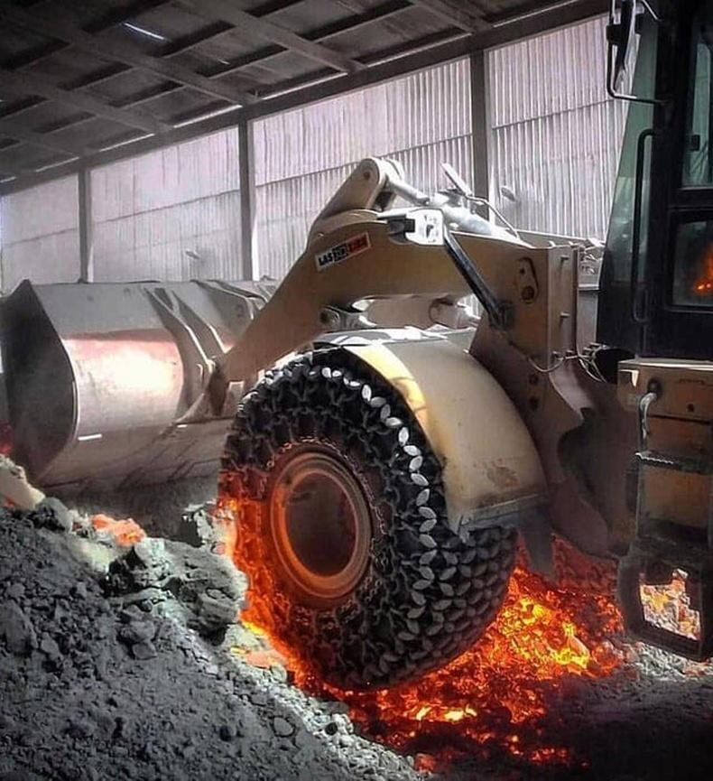 Металлургийн үйлдвэр дэх машин механизмуудын дугуй