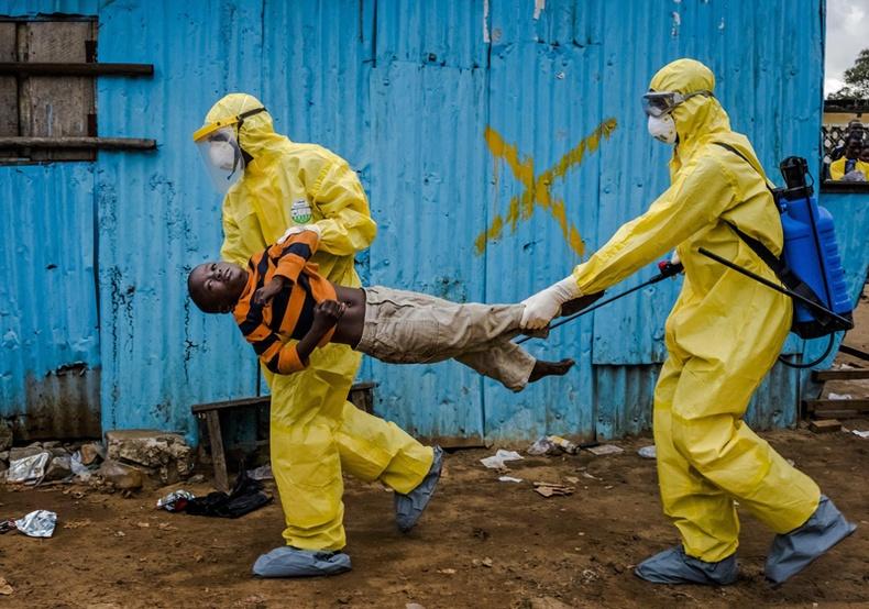 Эбола вирус хүн төрөлхтнийг устгах уу?