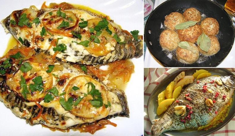 Гэрийн нөхцөлд загасаар амттай хоол хийх хялбар аргууд