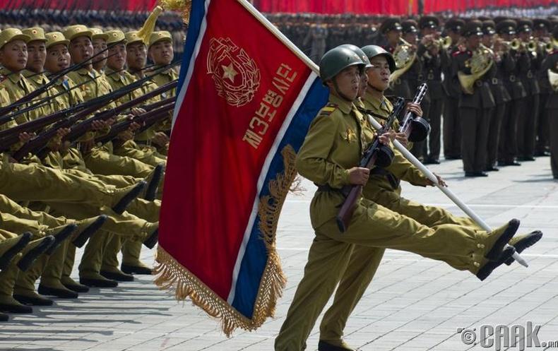 Хойд Солонгос