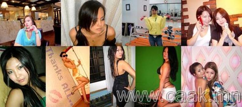Монголын үзэсгэлэнт охид (84 фото) №62