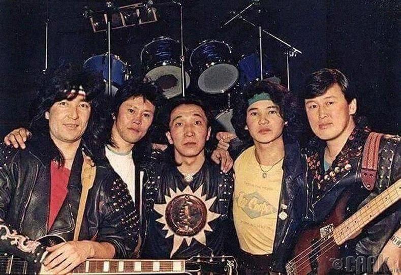 Харанга, 1991
