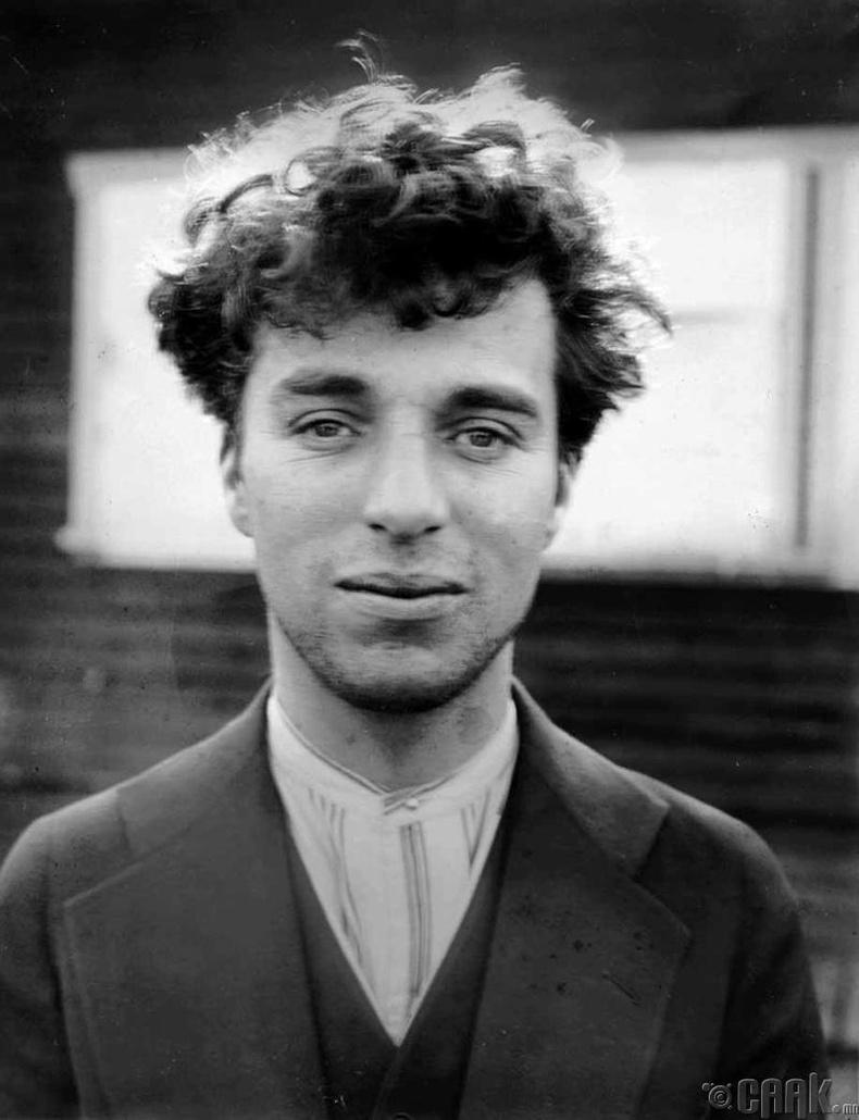 Чарли Чаплин (Charlie Chaplin), 1916 онд