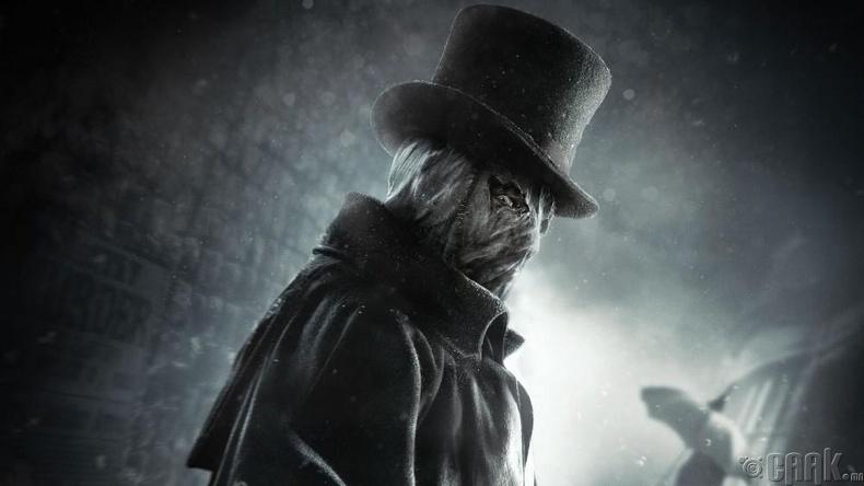 Жэк Дэ Риппер (Jack the Ripper)