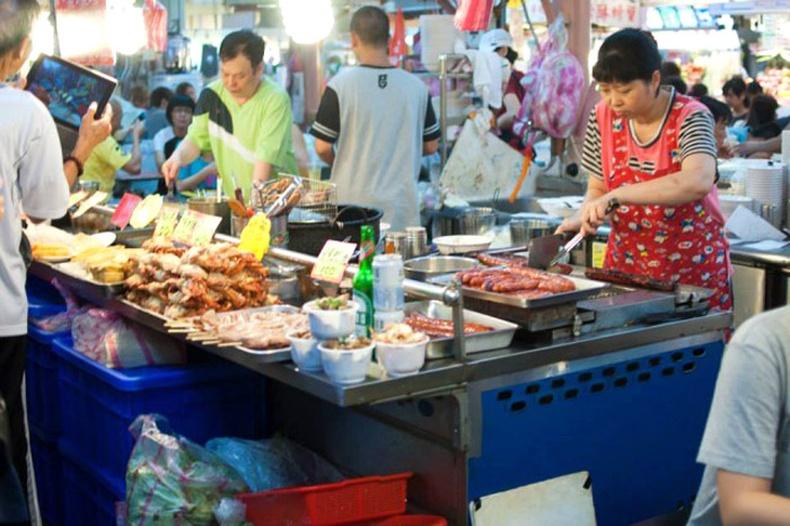 Тайваны гудамжны хоолнууд