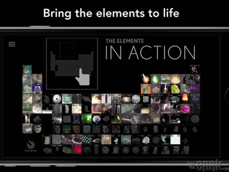 """""""The Elements in Action"""""""