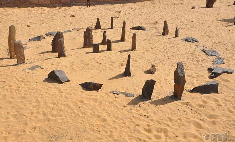 Набта Плайя (Nabta Playa)