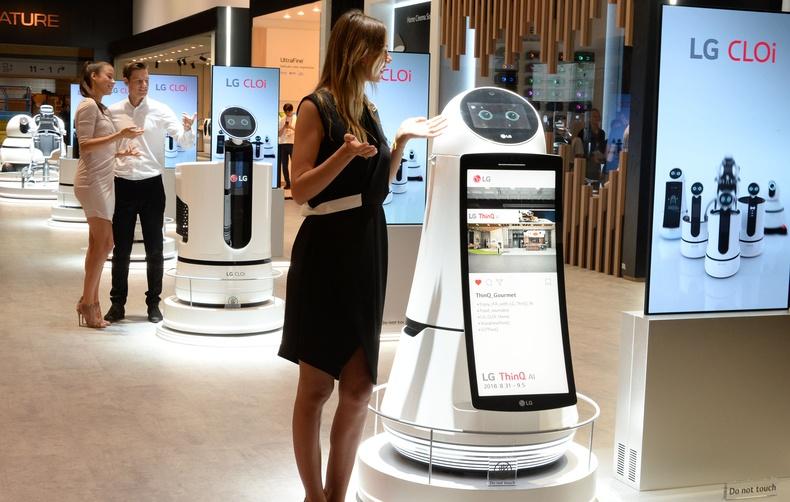 """""""IFA 2018"""" үзэсгэлэнд танилцуулагдсан """"LG Electronics""""-ын хиймэл оюун ухааны шийдлүүд"""