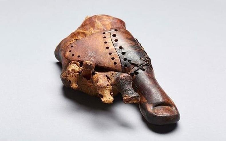 3000 жилийн настай мумми хиймэл эрхий хуруутай байжээ