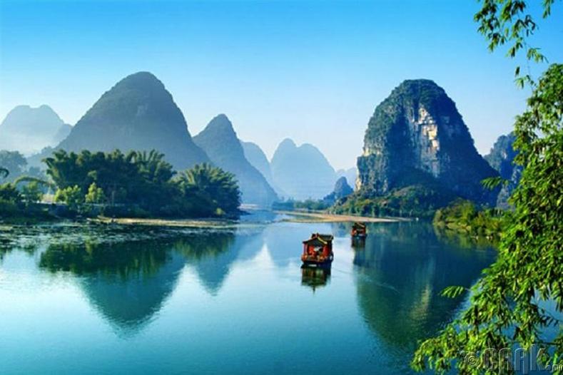 LI river And Yangshuo (Ли Ай гол, Хятад улс)