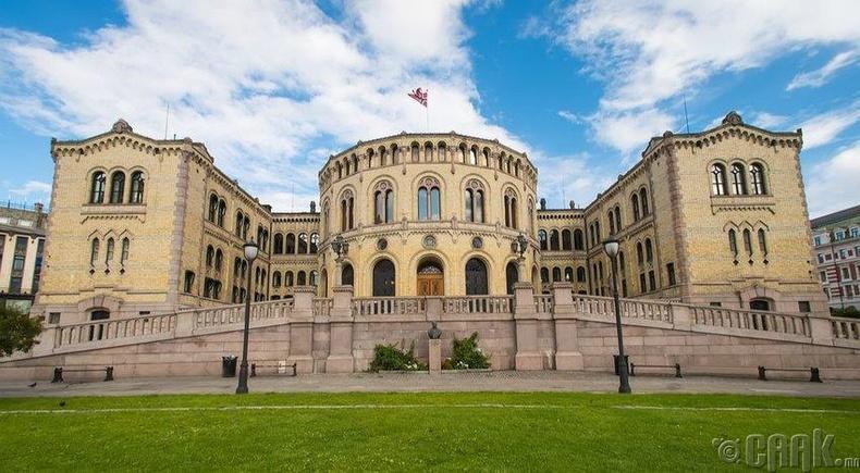 Норвегийн үндэсний Ассемблэйн барилга