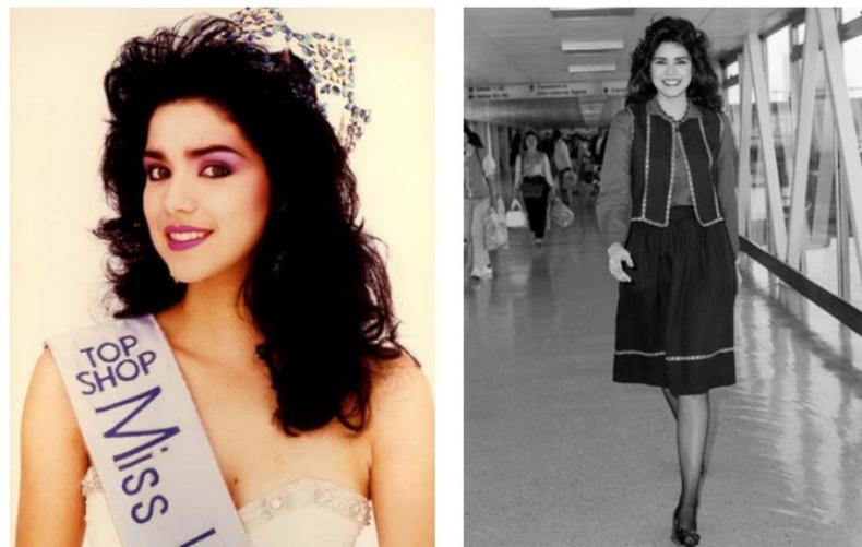 Астрид Каролина Эррера — «Дэлхийн Мисс» 1984 он