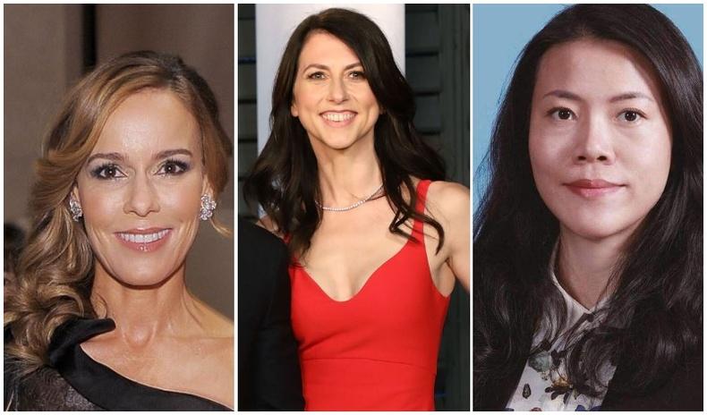 """""""Forbes"""" сэтгүүлээс тодруулсан 2021 оны хамгийн чинээлэг 10 эмэгтэй"""
