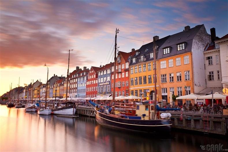 Копенхаген, Дани