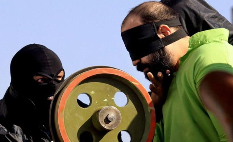 Иран улс хулгайч нартайгаа ингэж тэмцдэг