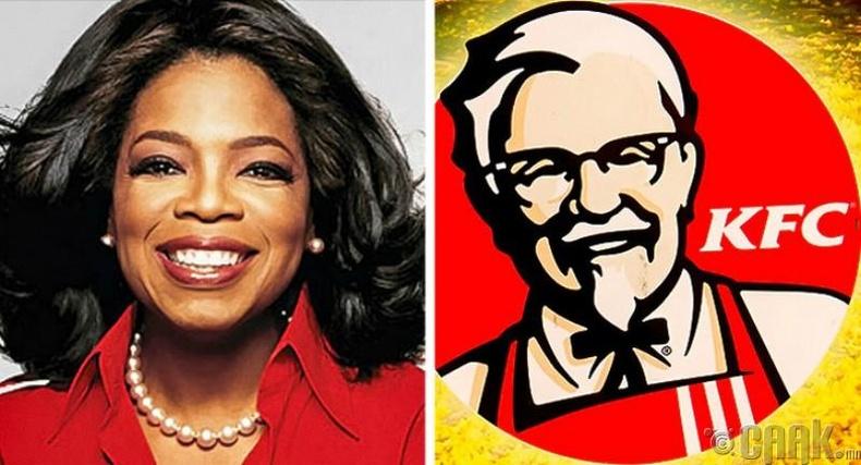 Опра болон KFC