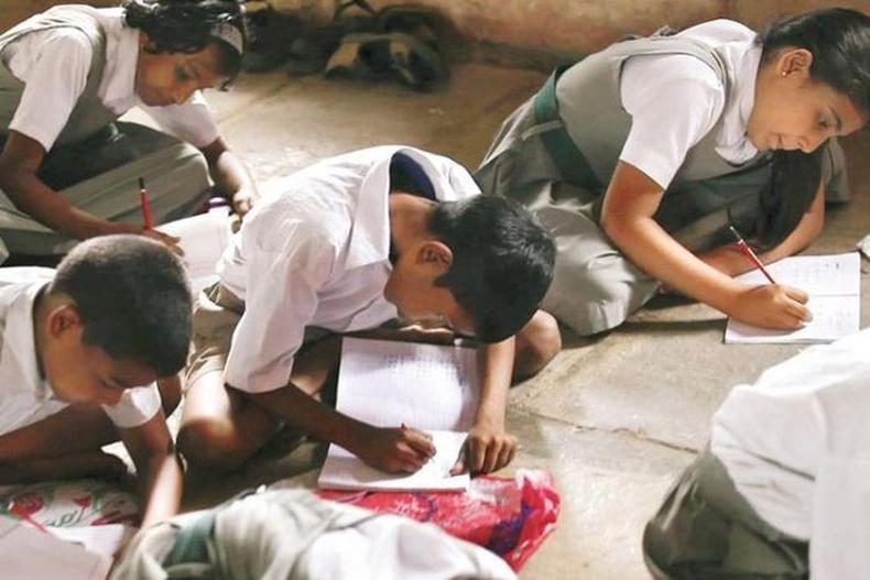 Буурай хөгжилтэй орны сурагчид