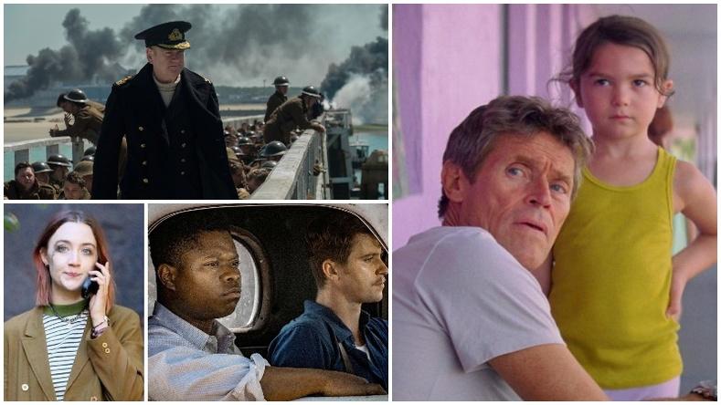 """Оскарын наадмын """"Шилдэг кино"""" номинацид нэр дэвшиж буй 10 бүтээл"""