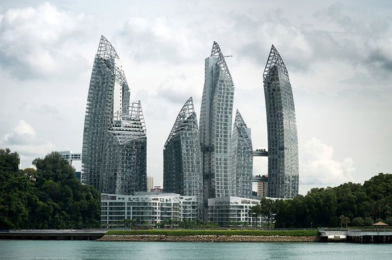 Орчин үеийн архитектур