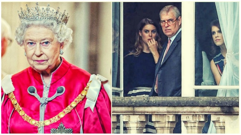 Английн хатан хааны гэр бүлийн нууц