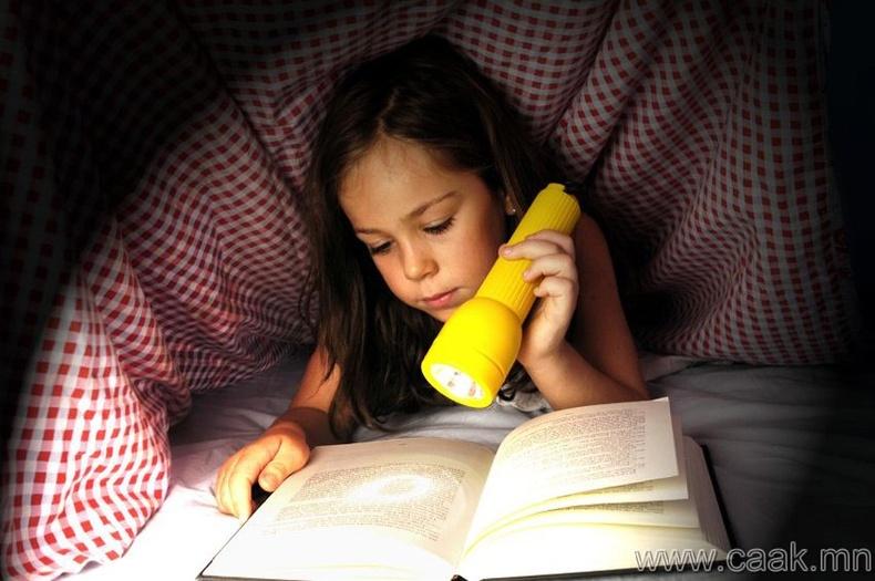 Унш, унш бас дахин унш