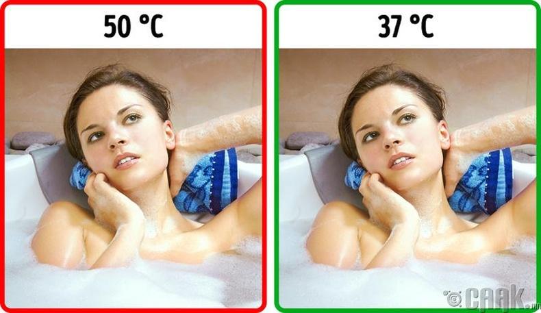 Халуун усанд орохоос татгалзаарай