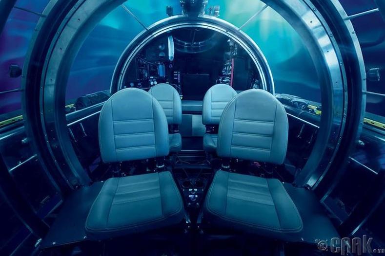 """""""Worx C-Explorer 5"""" хөлөг- 2.7 сая доллар"""