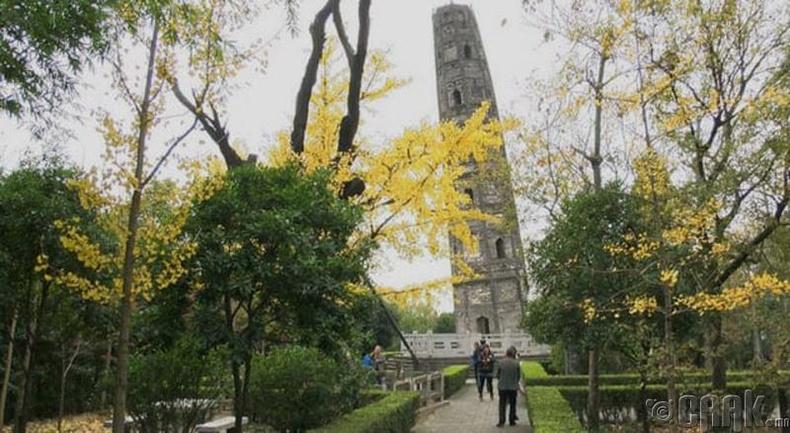 Ху Жу суварга (Huzhu) - Шанхай хот, Хятад