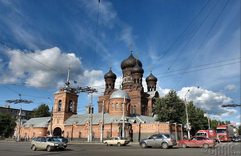 Иваново, Орос.