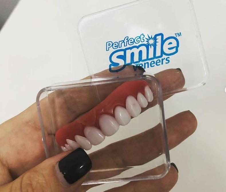 Хуурамч шүд