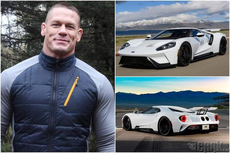 Жон Сина – 2017 Ford CT - $400 мянга