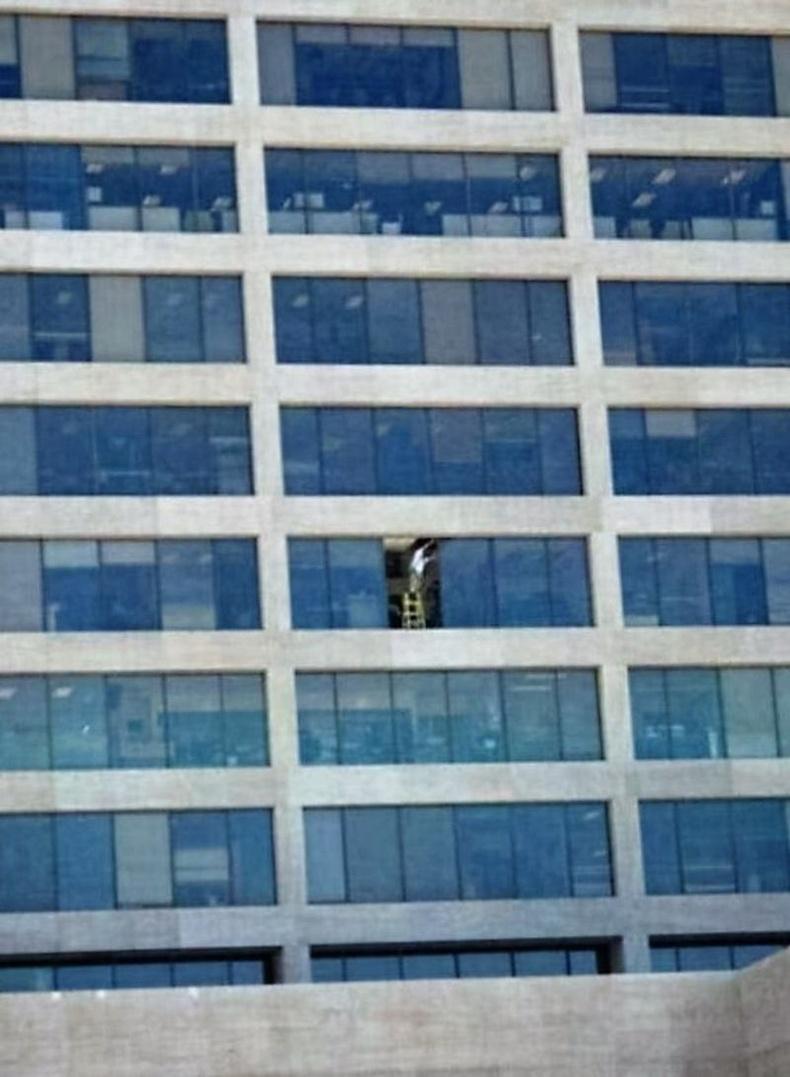 Цонх цэвэрлэдэг хүнд айдас гэж үгүй