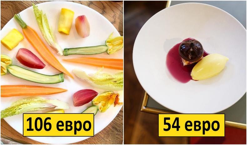 Дэлхийн хамгийн нэр хүндтэй ресторануудын хоол ямар байдаг вэ?