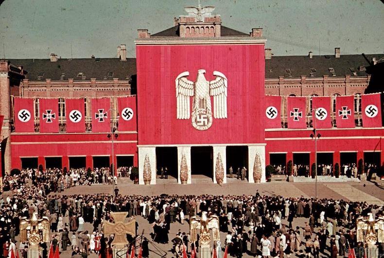 Ахмад дайчдын өдөр - 1939 он