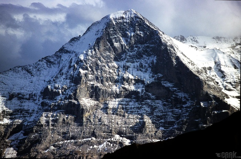 Айгер уул /Eiger/ - 3967 метр