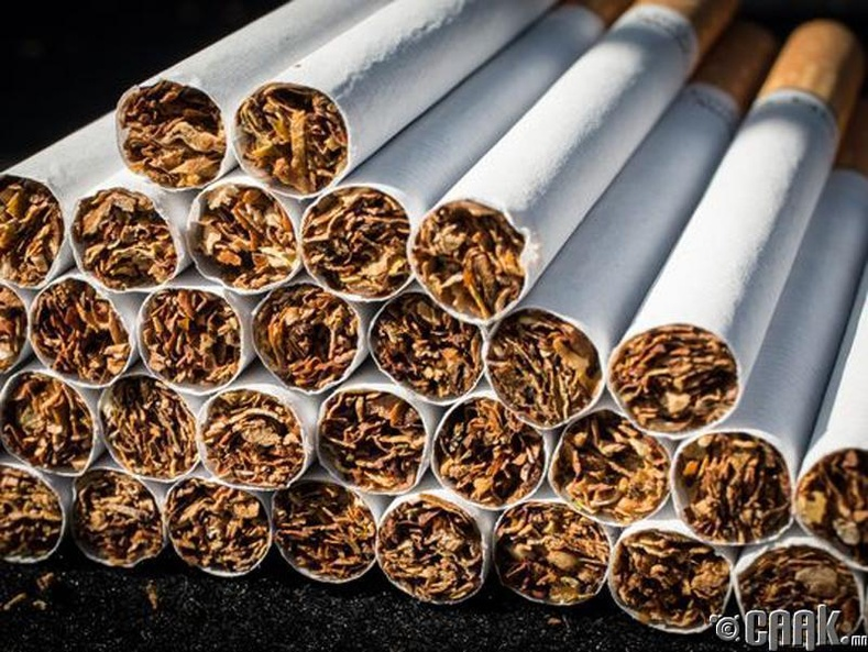 АНУ-д 1970 оноос тамхины сурталчилгааг хоригложээ