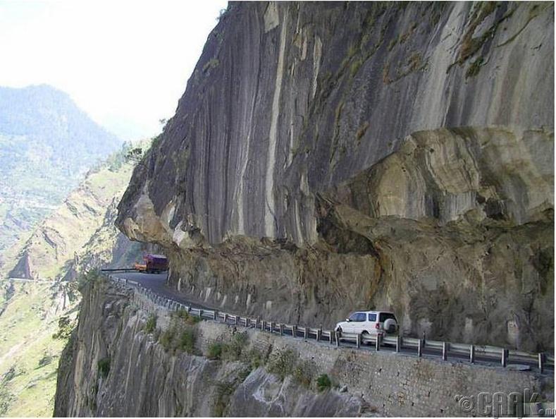 22-р хурдны зам, Энэтхэг