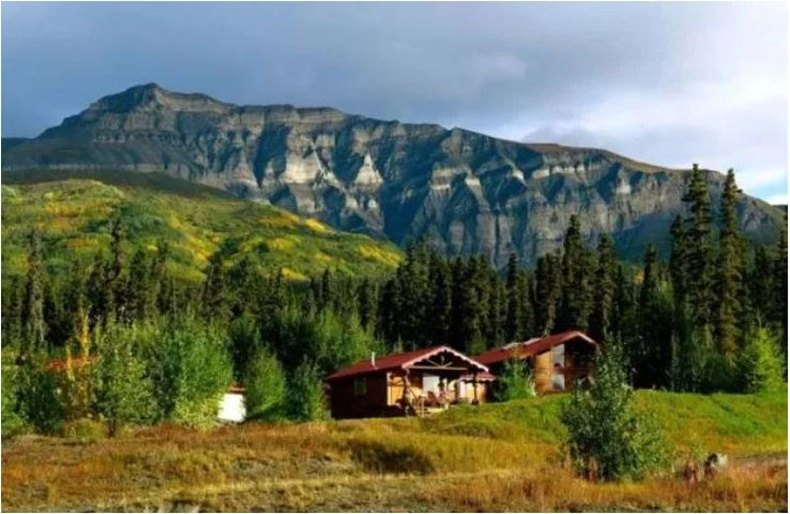 """Ultima Thule Lodge"", Аляска"