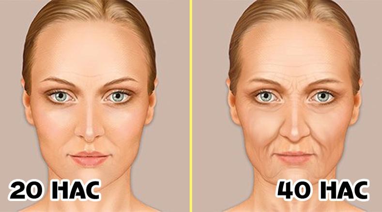 Нүүрний арьс 20, 30, 40 насанд хэрхэн өөрчлөгддөг вэ?
