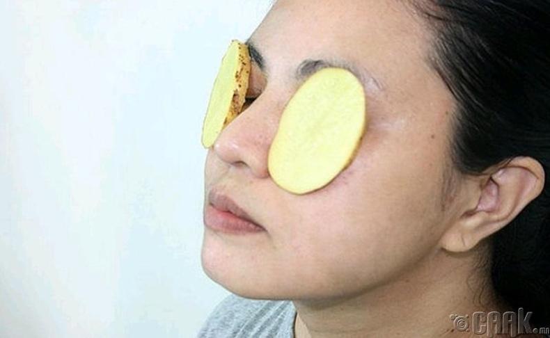 Хавагнасан нүдийг эмчлэх