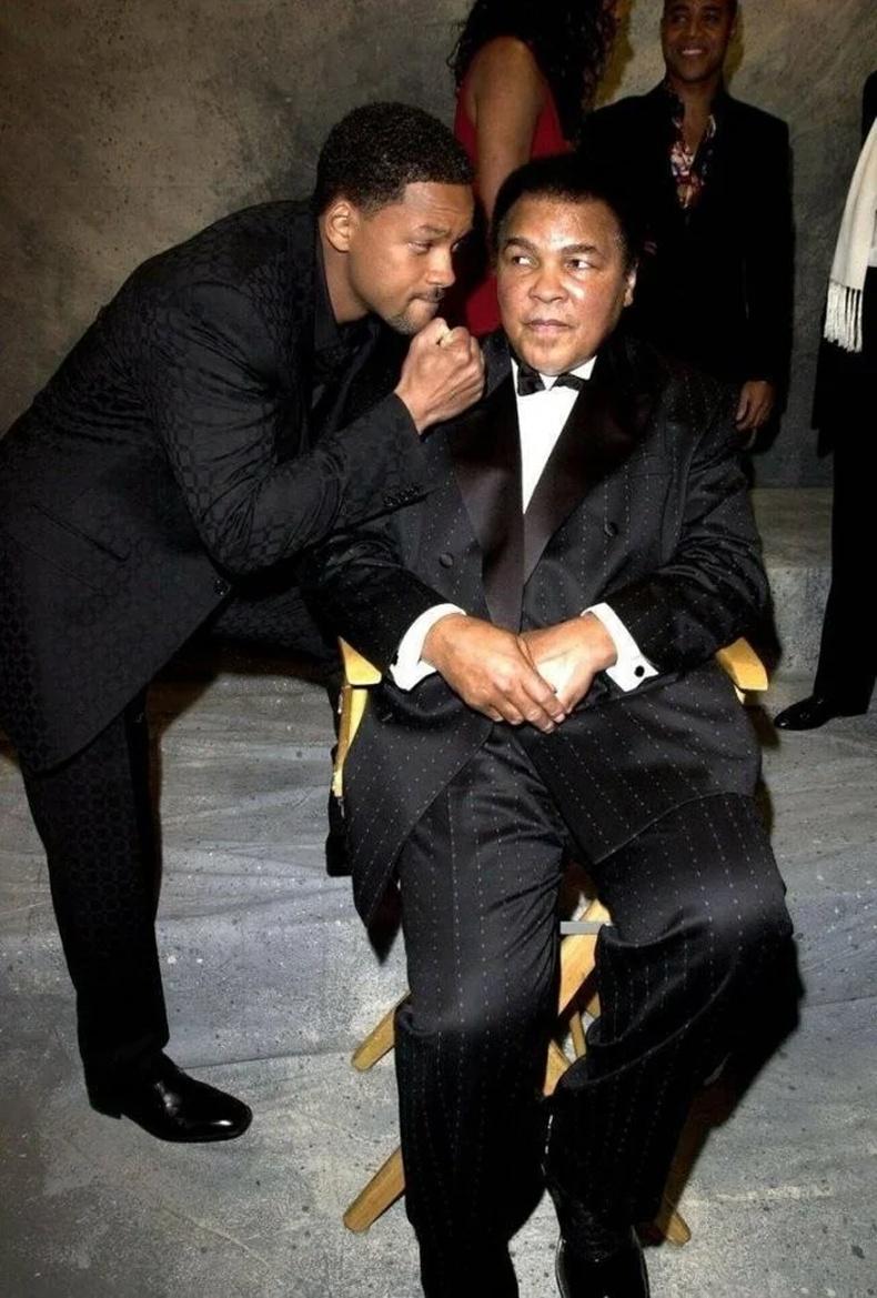 Уилл Смит ба Мухаммед Али (Will Smith and Muhammad Ali)