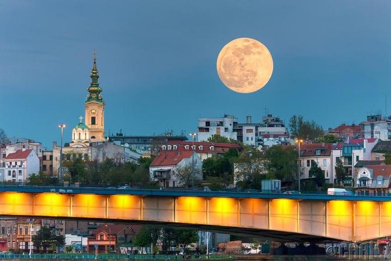 Сербийн Белград
