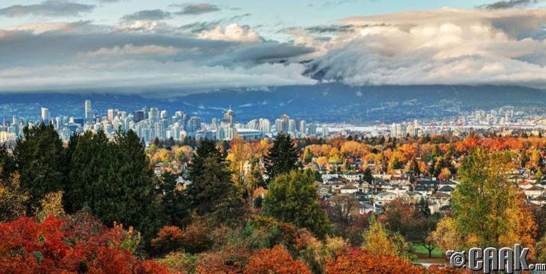 Ванкувер, Канад: Дэлхийн өнцөг булан бүрийн амтат хоол