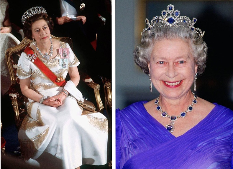 Английн хатан хааны эрдэнэсүүд