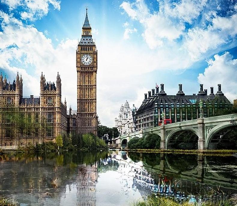 Лондон хот намаг шиг болно